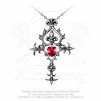 P456 Renaissance Cross of Passion Pendant